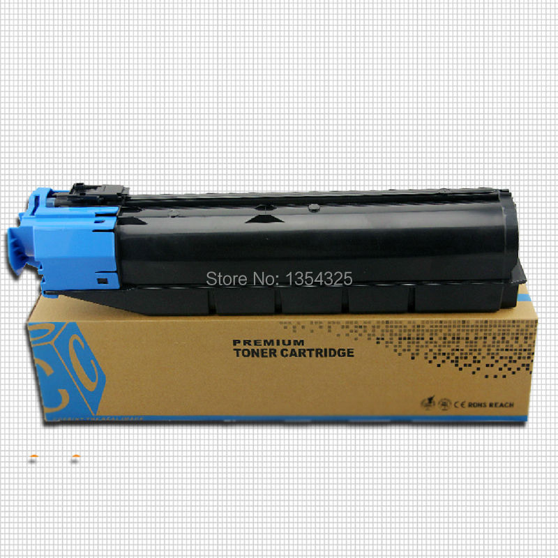4PC Lot Compatible For Kyocera TASKalfa 5551ci color toner cartridge TK 8505 TK 8507 TK 8509