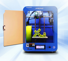 dual-Extruder Createbot Mini 3D Printer With Heatbed