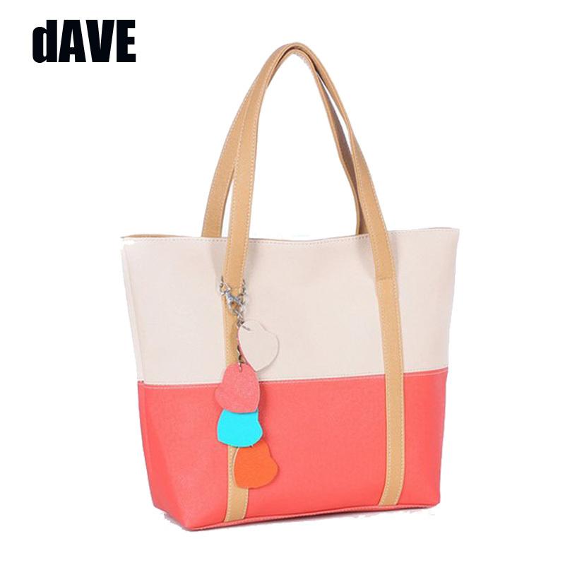 New Fashion Mixed Color Women Chain Pendant Hobo Shoulder Bag Handbags Dave<br><br>Aliexpress
