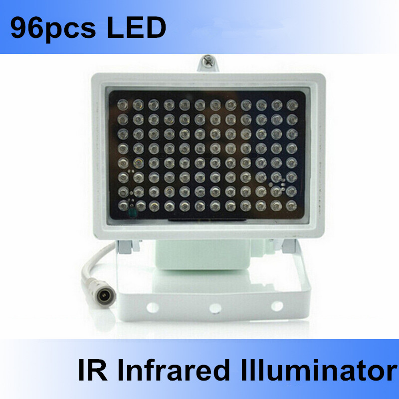 80m IR distance 96 Leds IR Illuminators Light IR Infrared Light LED CCTV Camera Night-vision Fill Light for CCTV Security Camera(China (Mainland))