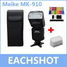 Meike mk-MK910 mk 910 i-ttl flash speedlight 1/8000 s hss master per nikon d7100 d7000 d5300 d5200 d5100 d3200 d3100 d3000(China (Mainland))