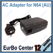 1000pcs a lot Wholesale AU Plug Power Supply AC Adapter for N64(China (Mainland))