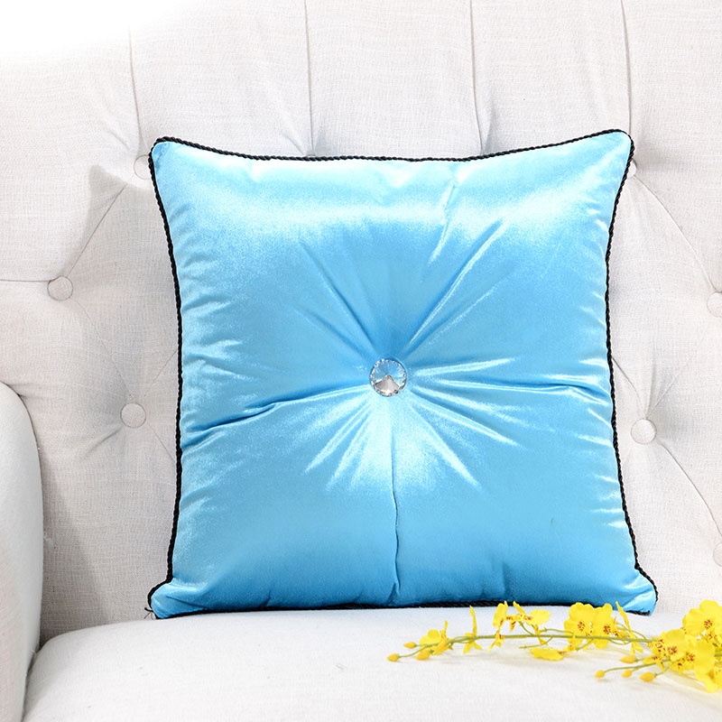 Bright Blue Decorative Pillow : Popular Bright Throw Pillows-Buy Cheap Bright Throw Pillows lots from China Bright Throw Pillows ...