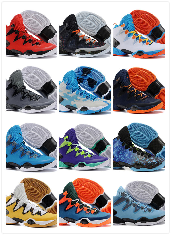 Men's sports many Colors 28 Basketball Shoes Trainers popular shoes 28 sports Shoes For Sale(China (Mainland))