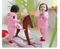 Newborn Baby Clothing Long Sleeve Hooded 100 Cotton baby Rompers Girls Boys Clothes roupas infantil costumes