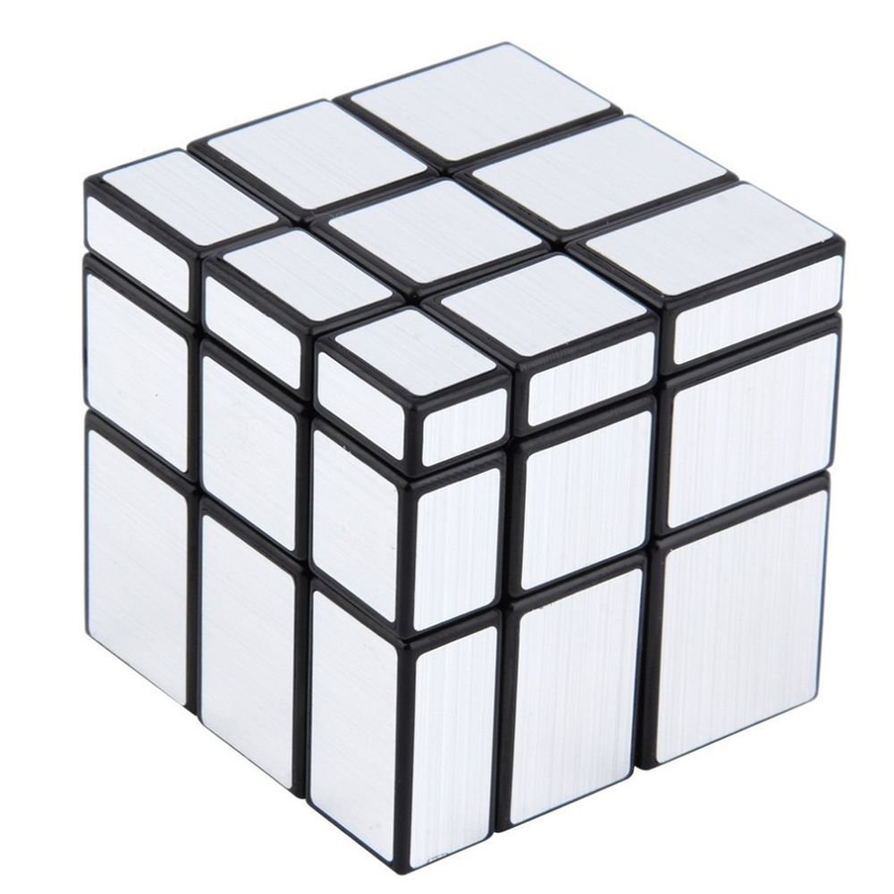 Shengshou 3x3x3 Mirror Cube Speed Magic Cube 3x3x3 Puzzle cube magique special toy gift cubo magico for Educational Brain Toy(China (Mainland))