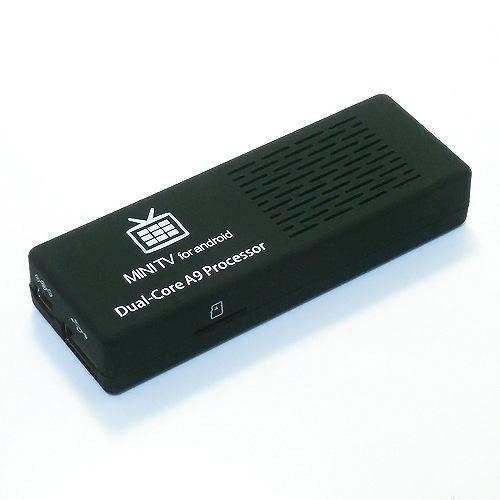 RK3066 Dual Core Rockchip Google Android 4.2 TV Box SET TOP WiFi HDMI USB Bluetooth Smart Stick TV Dongle Streamer Player 1G/8G(China (Mainland))