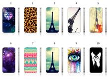 retail hybrid zig zag pattern Eiffiel Towel 10designs hot 1pc white hard mobile phone cases cover for IPHONE4 4S free shipping