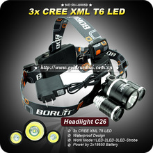 light headlight promotion