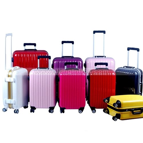24inch high quality !ito luxuri trolley luggage,rolling luggage,ABS hard shell trolley luggage/Pull Rod Travel trunk