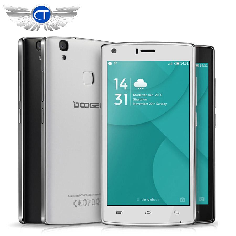 Doogee X5 MAX Pro Doogee X5 MAX 5.0'' 4G LTE Mobile Phone MTK6737 Quad Core 2GB RAM 16GB ROM Android 6.0 4000mAh 8MP Fingerprint(China (Mainland))