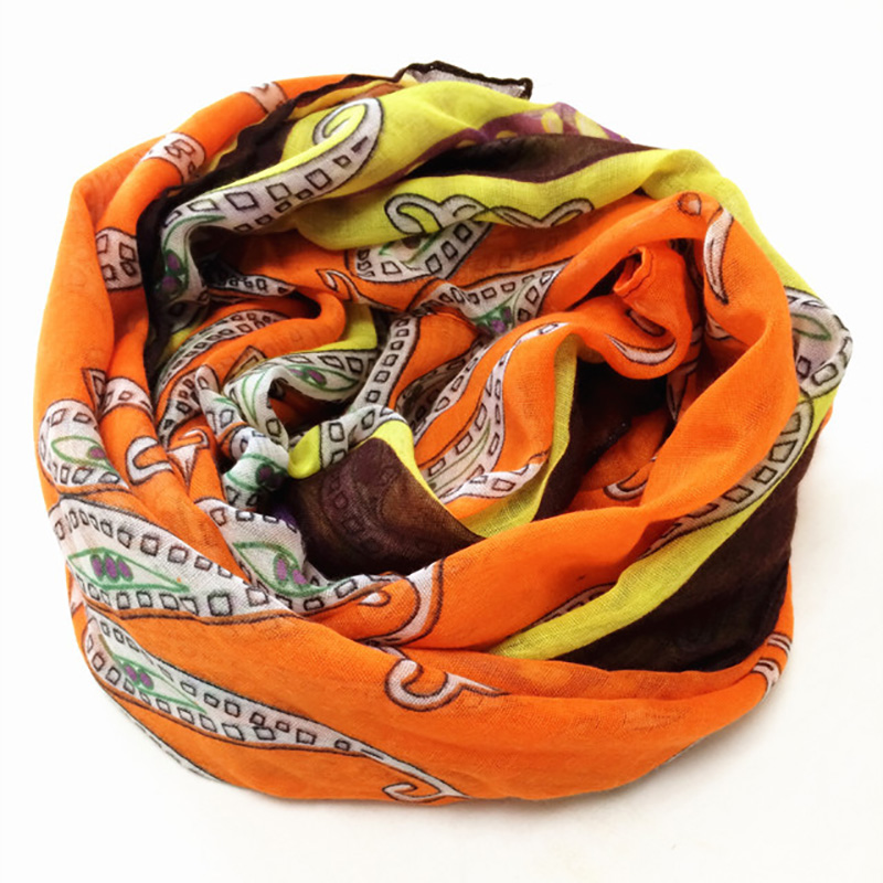 2014 new Vintage  Scraves Bohemian Laides Women Scarf Wrap Very large Shawl Nation Patterns For Free Shipping