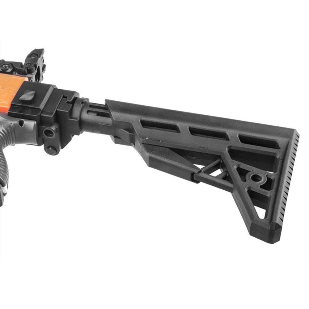 Worker Mod F10555 Mini Battery Storage Stock for Nerf Modify Toy