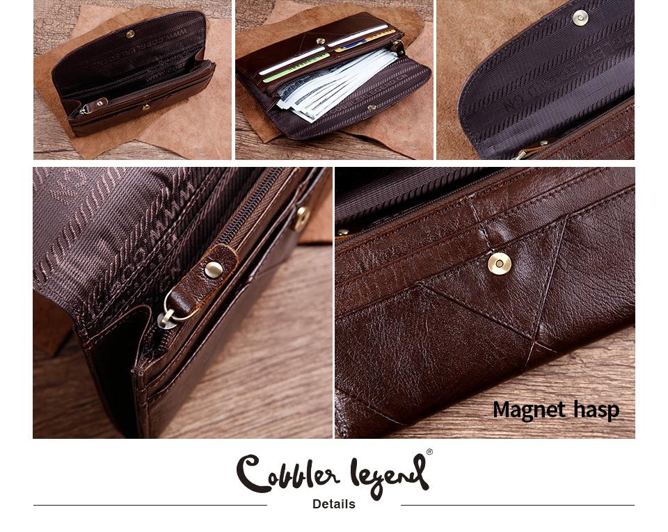 HTB1n8FxQpXXXXbBXpXXq6xXFXXXO - Cobbler Legend Diamonds Patchwork Genuine Leather Wallet Birthday Gift For Women Purse Clutch Bag Designers Brand Wallet Women