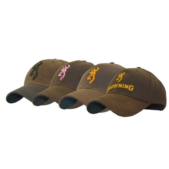 2015 Browning hunting maen baseball cap outdoor hat adjustable waterproof windproof oilcans fishing hat men baseball cap(China (Mainland))
