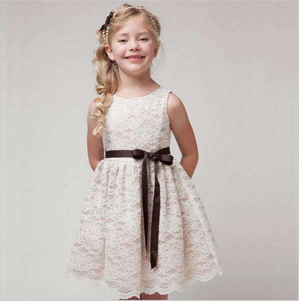 2016 New Princess Girl Dress kids Baby Girl Dress Children Clothing dress Girls Cosplay Vestido Infantis Summer Costume 3-10 Age(China (Mainland))