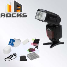 Buy ADD 1 GET 7!! Pixco PG-708 TTL Flash Speedlite Canon 750D 7D Mark II 5DIII 5DII 6D 7D 70D 60D 100D 700D 650D 600D 1200D for $58.72 in AliExpress store