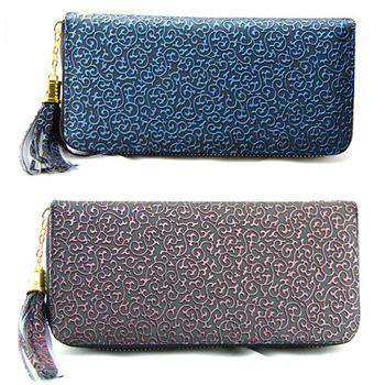 Women's Zipper Wristlet