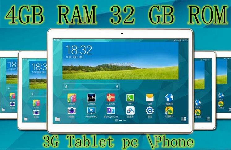 Планшетный ПК Other 3G DHL IPS 9,7/octa 32 WCDMA 4.4 IPS HD 2560 * 1600 Bluetooth gps, WIFI