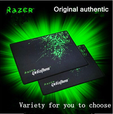 2014 best-selling Razer goliathus gaming mouse pad,PC game mouse mat(China (Mainland))
