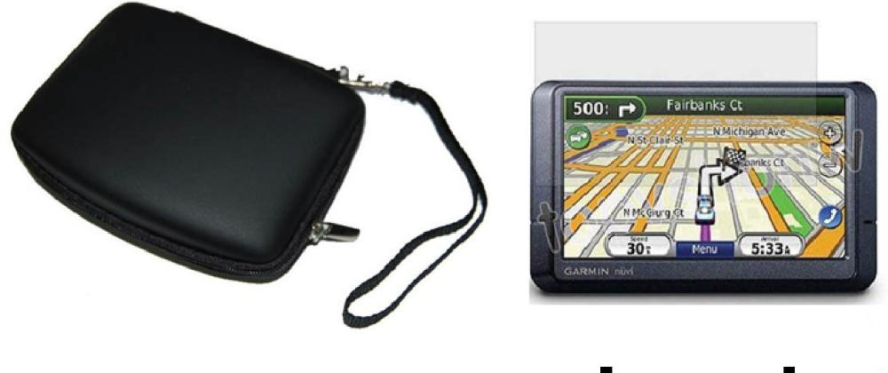 hard Case for GARMIN NUVI 3790LMT Portable GPS Unit()