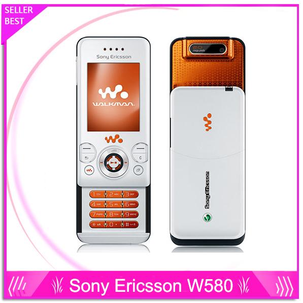 W580 Sony Ericsson W580 Unlocked Original W580 W580i Cell Phones