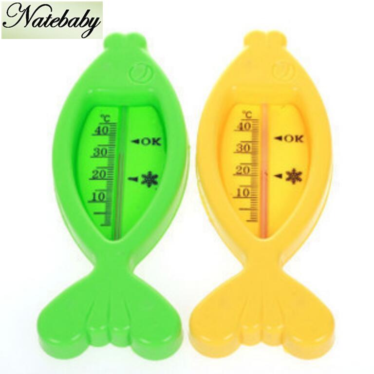 Baby water meter fish thermometer baby bath thermometer measuring water toys water meter NA0218(China (Mainland))