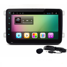 Buy 2 din android 5.1 car dvd stereo radio video player for VW passat cc b6 b7 jetta tiguan touran scirocco T5 seat EOS car dvd gps for $194.03 in AliExpress store