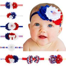 2016 New Hot Baby Boutique Headbands 8 style Bows & Flowers Headbands Girls Headwear Kids Hair Accessories Retail 1PC
