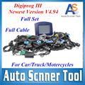 Latest Version V4 94 Digiprog 3 Odometer Programmer With Full Software Multi languages Provide Works For