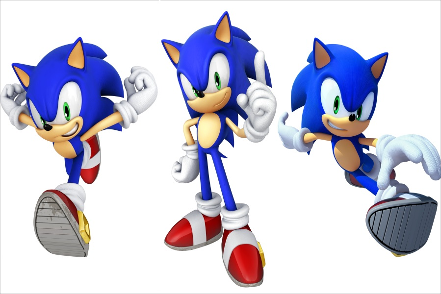 Popular sonic wall stickers buy cheap sonic wall stickers lots from china sonic wall stickers - Sonic wall decals ...