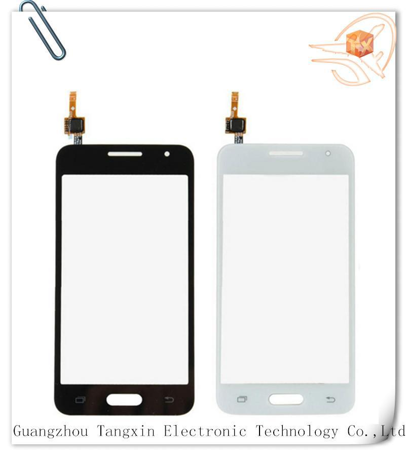 Original new Touch Screen For Samsung Galaxy Core 2 B0511 G355H G355 With Digitizer black or white