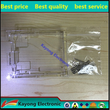 One set Transparent Box Case Shell for Arduino UNO R3(China (Mainland))
