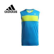 Оригинал Adidas мужская жилеты AH6222 / AH6224 / AH6223 рукавов спортивная бесплатная доставка