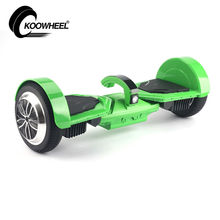 "KOOWHEEL Hoverboard Skateboard Bluetooth Gyroscooter Balancing Scooter Two Wheels Self Balancing Scooters LED 8"" Hover Board(China (Mainland))"