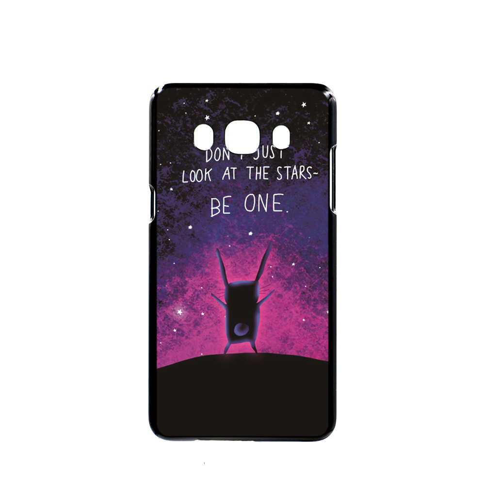 08580 Don t Just Look At The Stars cell phone case cover for Samsung Galaxy J1 ACE J5 2015 J7 N9150(China (Mainland))