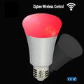 Latest Arrival E27 ZigBee RGBW Smart Bulb Light Compatible With Hue Bridge 1 0 and 2