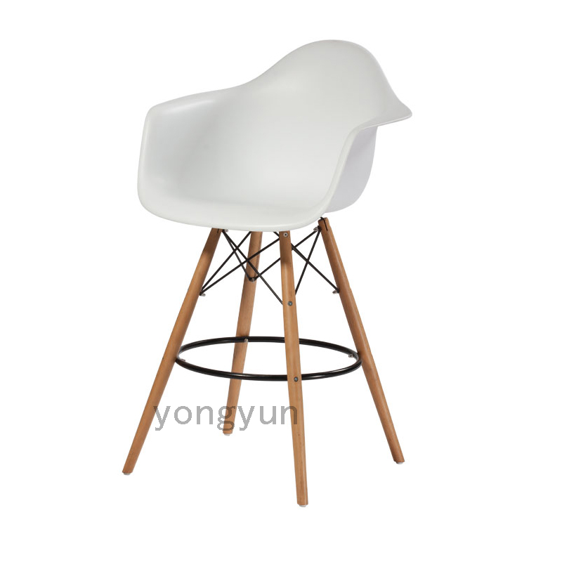 Barkrukken hout koop goedkope barkrukken hout loten van chinese barkrukken hout leveranciers op - Houten plastic stoel ...