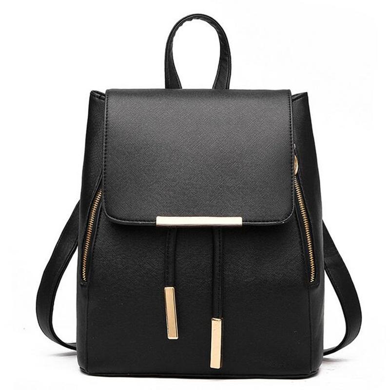 Women Backpack Leather High Quality Backpacks Fashion Sport Travel School Bag For Teenage Girls Rucksack Mochilas Sac A Dos<br><br>Aliexpress
