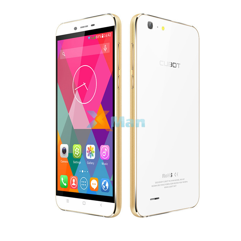 "Free Case 5.5""IPS Original Cubot X10 Android 4.4 MTK6592 Octa Core IP65 Waterproof Cell Phone 2GB RAM 16GB ROM 13.0MP Play Store(China (Mainland))"