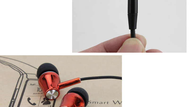 wholesale universal Stereo Earphone Headphones In Ear Headset handsfree Headphones 3.5mm Earbuds for All Phone mp3