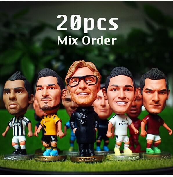 15-16 14-15KODOTO Soccerwe Doll Football 20pcs Mix Order (Global Free shipping)(China (Mainland))