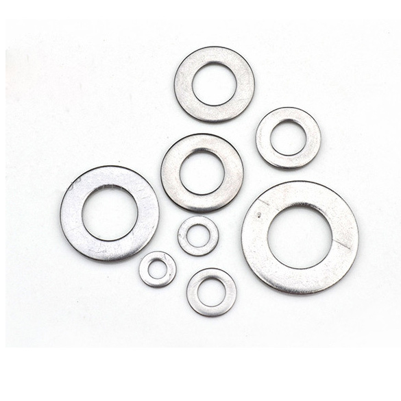 500pcs/lot M3 Stainless Steel Flat Washer Grade assorted washers(China (Mainland))