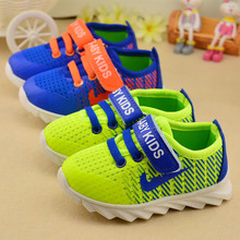 Kids shoes Baby boys Baby girls sneakers unisex Breathable mesh sports shoes ,New Style sports shoes Brand children shoes 1-2(China (Mainland))