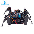 SunFounder Wireless Telecontrol Crawling Quadruped Robot Kit for Arduino Nano Electronic Diy Kit