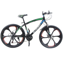 Mountain bike for Male folding bicycle 24 speed bicicletas 26 inch standard double disc bicycle adult bikes white unisex biycles(China (Mainland))