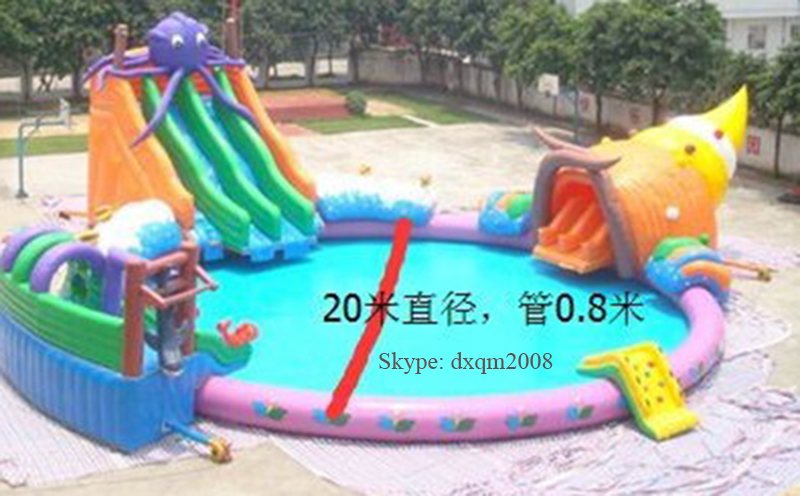 Pool parks promotion shop for promotional pool parks on for Piscinas inflables grandes