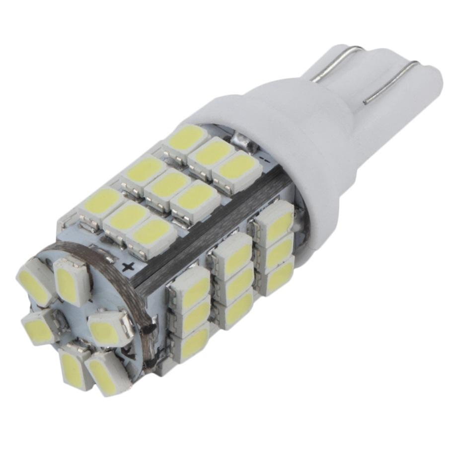 1pc T10 Led Car light bulb 3020 SMD 42 LEDs Xenon White Reverse Tail Lights 6000K Hot Selling(China (Mainland))