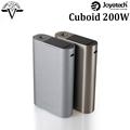 Joyetech Cuboid 200w box mod upgradeable firmware huge vape 200W TC mod with OLED Screen Electronic