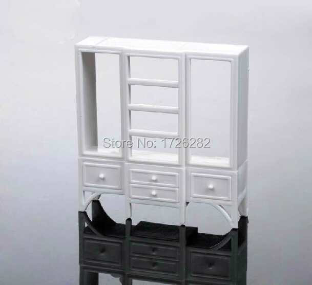Model furniture scale model furniture in plastic profile Scale model furniture